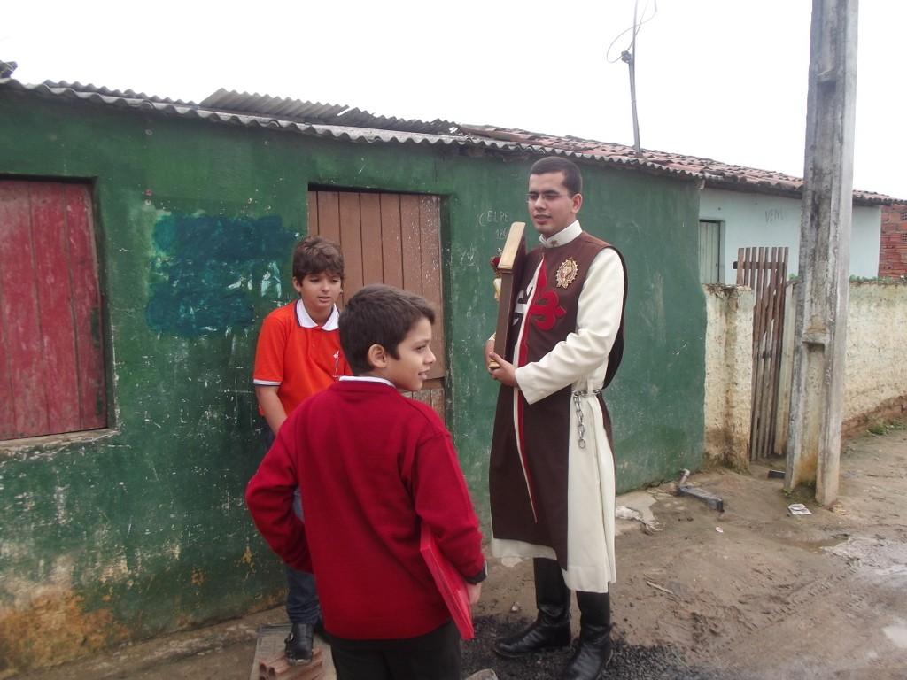 Missão Mariana em São João - PE