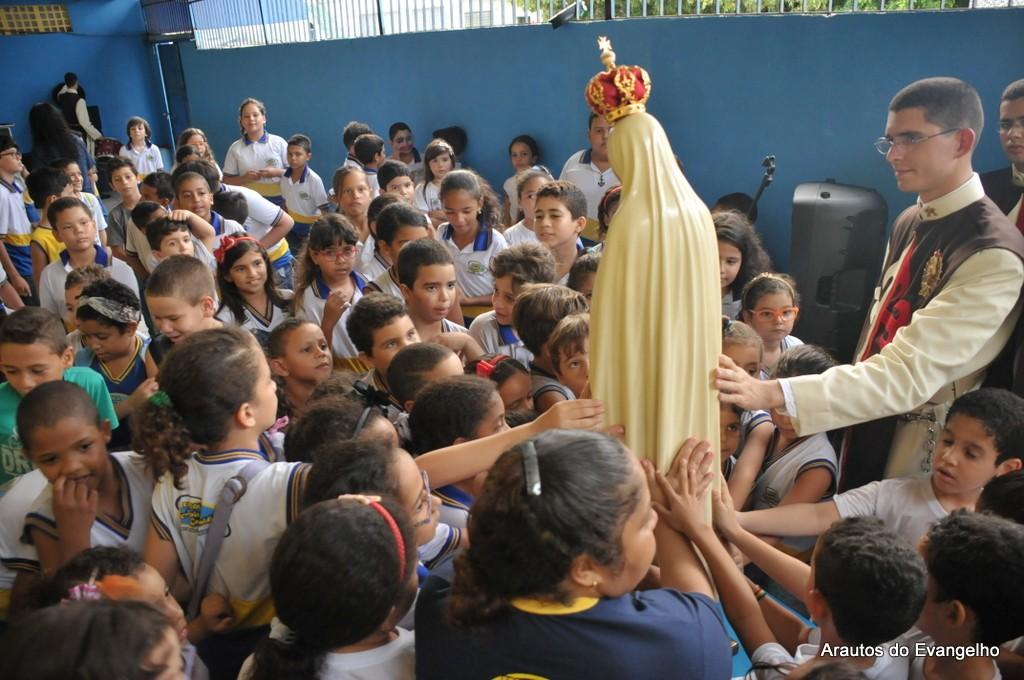 Projeto Futuro e Vida - Escola Anita Garibaldi - Paulista - PE