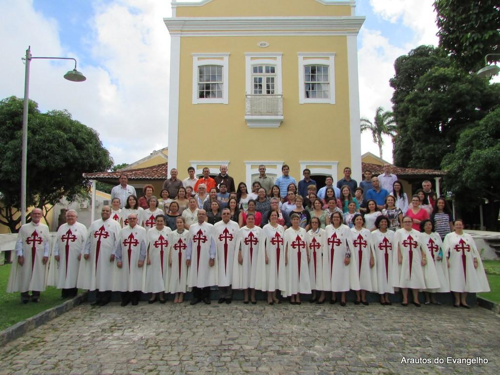 Retiro durante a Semana Santa - Arautos do Evangelho