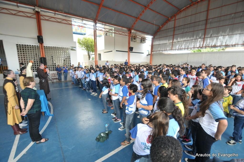 Projeto Futuro e Vida no Colégio Diogo de Braga - Colégio Tradição