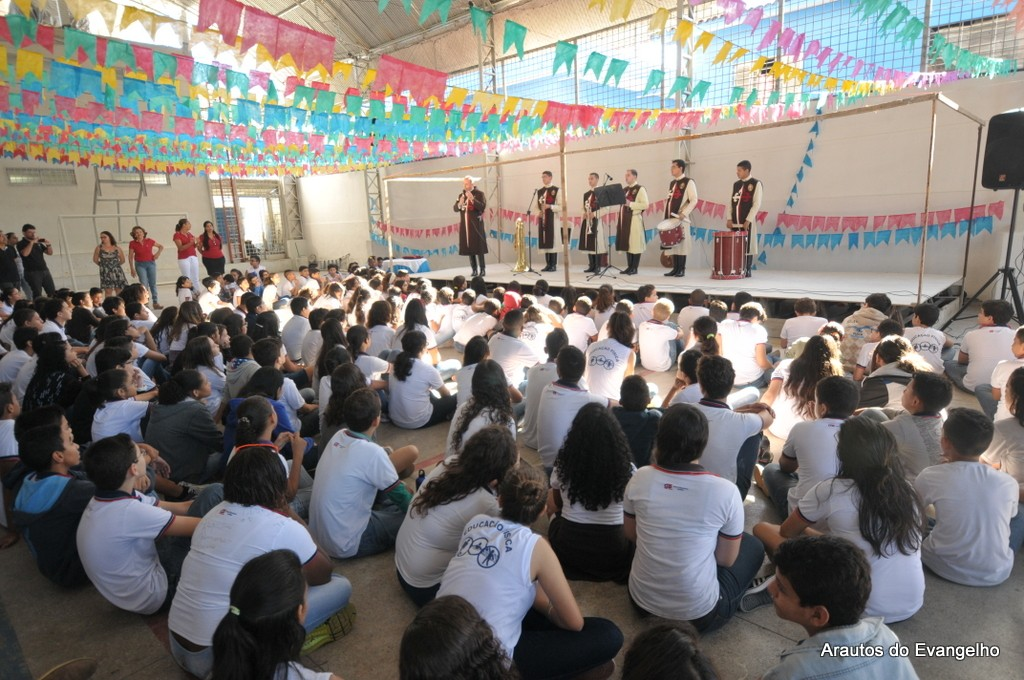 Projeto Futuro e Vida no Centro Educacional Juvelina