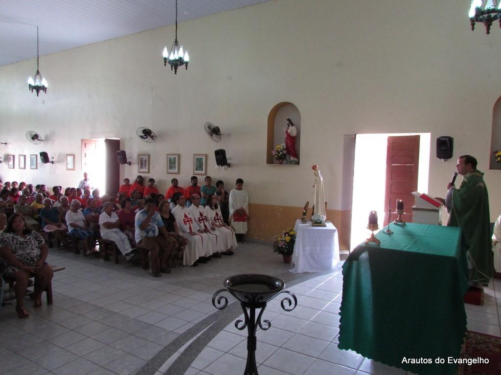 Aniversário Apostolado Oratório em São Benedito do Sul - PE