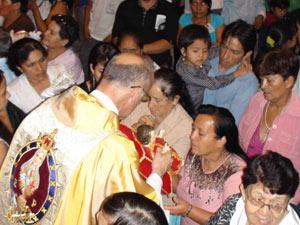 Misa de Gallo en la Catedral de Nueva Loja
