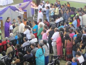 Catedral - Misa al mediodía