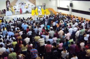 Misa de acción de gracias por la beatificación del Papa Juan Pablo II