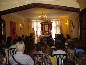 Terciarios Misa Fin 2011 002