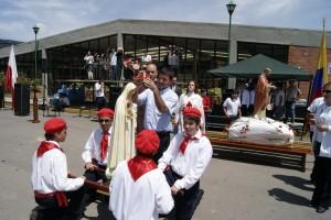 Visita DesfileColegCorazonista28.2.12 014