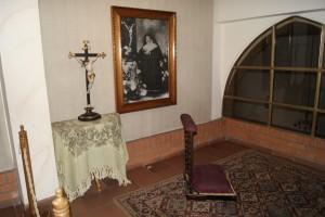 Beata Caridad Brader y su oratorio