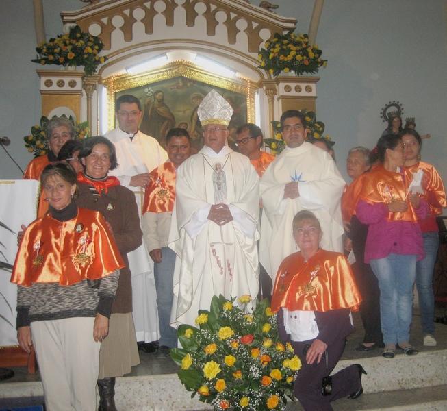 Visita del Obispo 1183