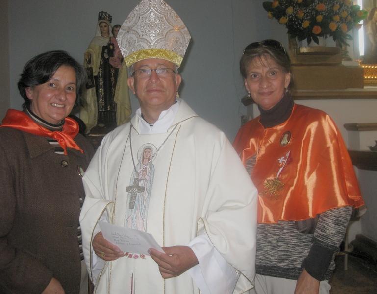 Visita del Obispo 1185