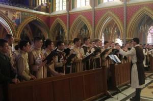 O Coro do Thabor