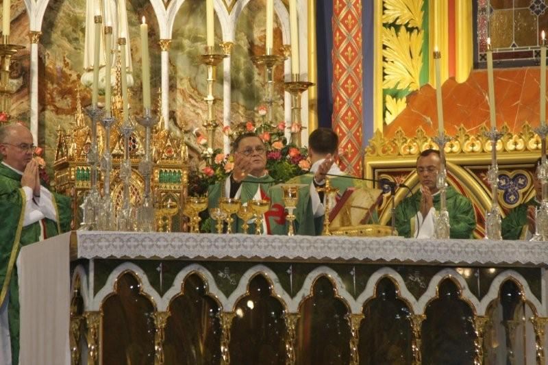 Missa com Dom Jose Maria