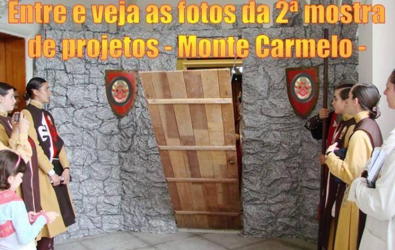 Fotos e Vídeo da 2ª mostra de projetos – Monte Carmelo – Ensino fundamental