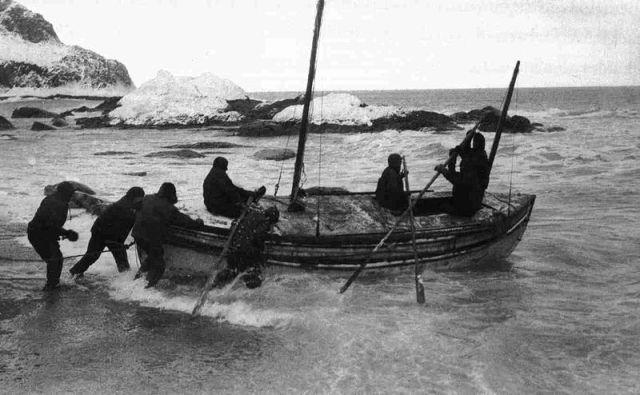 """Shackleton, parte II: """"… seus corações pararam de bater"""""""