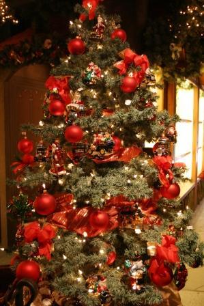 Árvores de Natal, por quê?