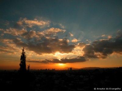 Qual a distância que nos separa do céu?