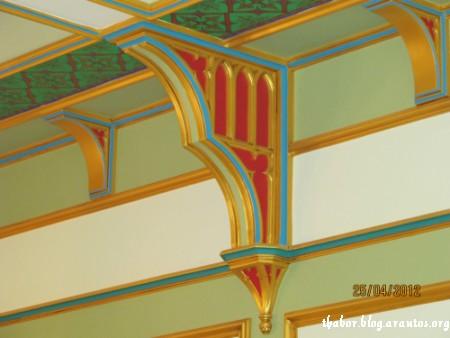 Sala de Jantar: cores, formas e carisma…