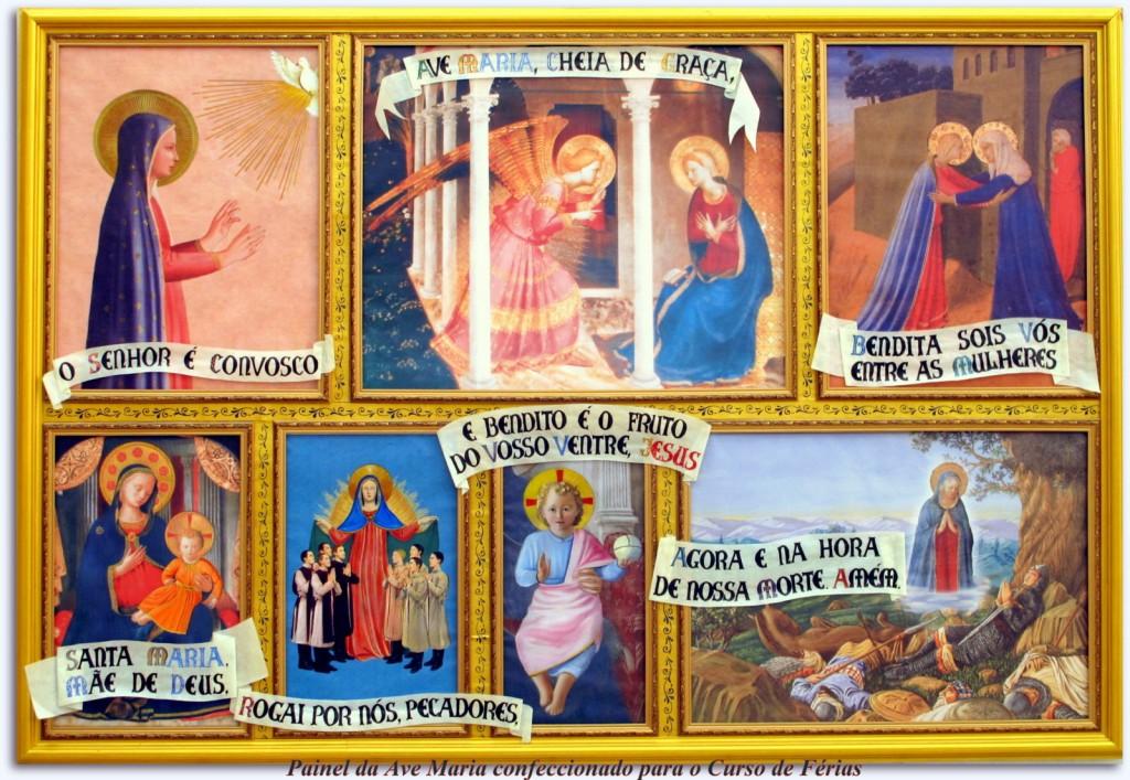 A mais antiga oração à Santíssima Virgem