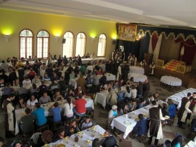 Italiano: nesse dia, a língua mais falada no Thabor