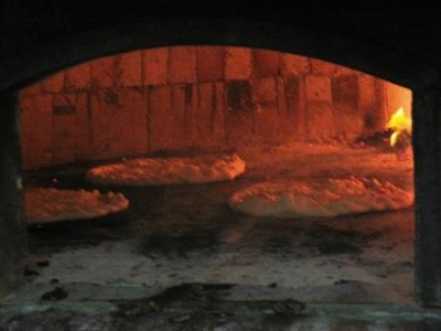 A primeira pizzaria