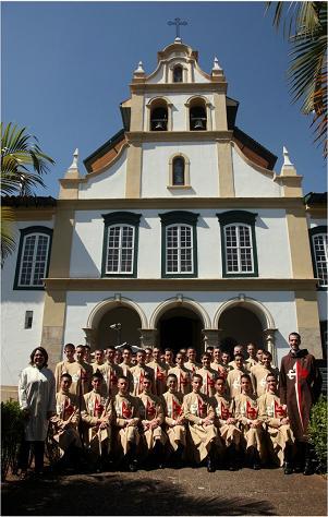 2º ano visita o Convento da Luz e seu museu de arte sacra
