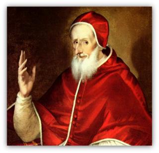O chamado de São Pio V