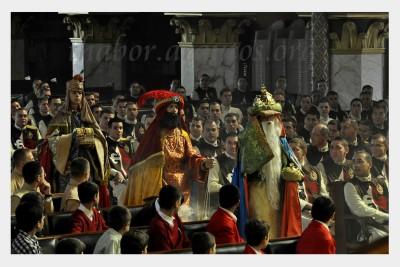 "A ""liturgia"" de Belém"