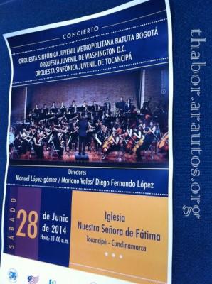 "Numa ""quase igreja"", três orquestras"