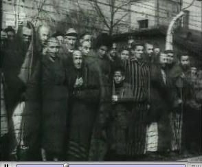 Campo de concentración durante la II Guerra Mundial