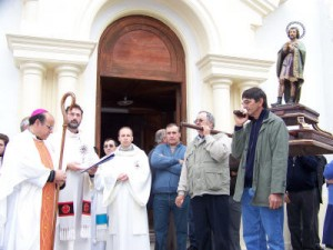 Diócesis de San José homenajea a San Isidro Labrador