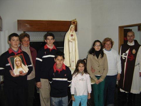 Misiones marianas en diócesis de San José de Mayo