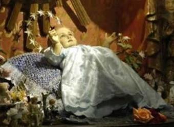 """""""Santíssima Virgem - Imaculada Menina María"""" - Equador"""