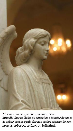 Os anjos falam?