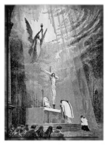 A Santa Missa, um sacrifício?