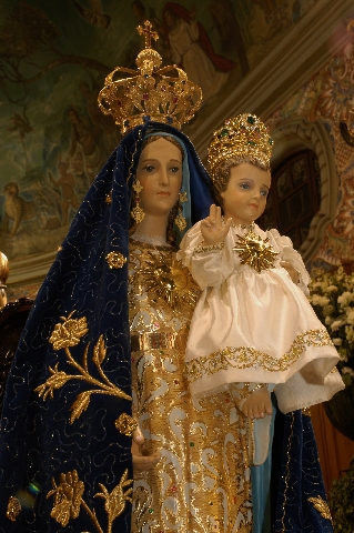 Saudade de Jesus e Assunção de Maria
