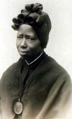 Santa Josefina Bakhita: A Estrela que ilumina o caminho que conduz à verdadeira liberdade