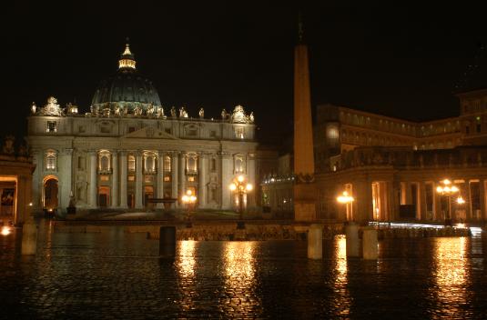 Por quê a Igreja Católica é Santa?