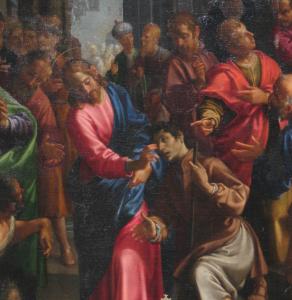 Os Milagres de Cristo asseveram seu modo de ser