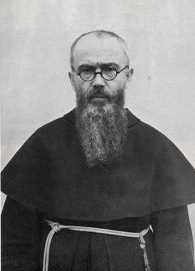 São Maximiliano Maria Kolbe, o mártir da caridade
