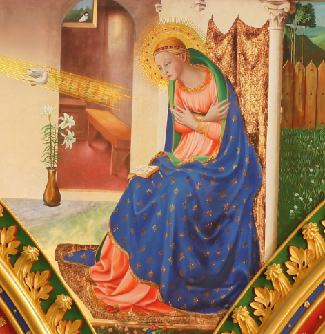 Maria foi Virgem antes, durante e depois do parto!