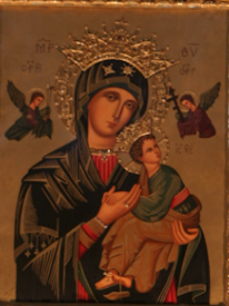 A mais antiga oração a Maria Santíssima