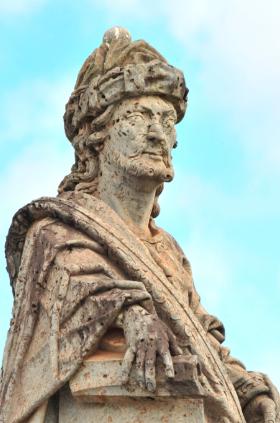 El martirio del profeta Jeremías