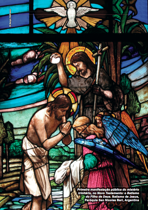 A Trindade nos Evangelhos – II
