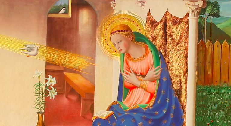A obediência de Maria