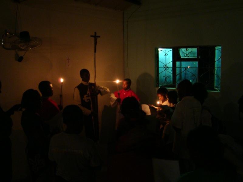 Via Sacra na Capela, Maputo