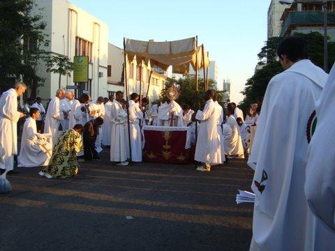 Moçambique_Maputo_Arautos do Evangelho