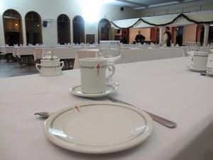 Beleza à mesa?