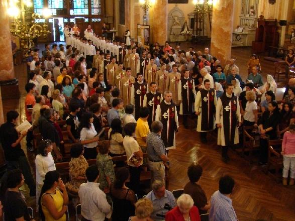 Ceremonia de Viernes Santo