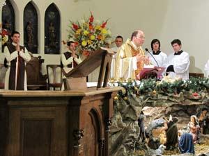 Misa del Gallo en San Benito de Chorrillos