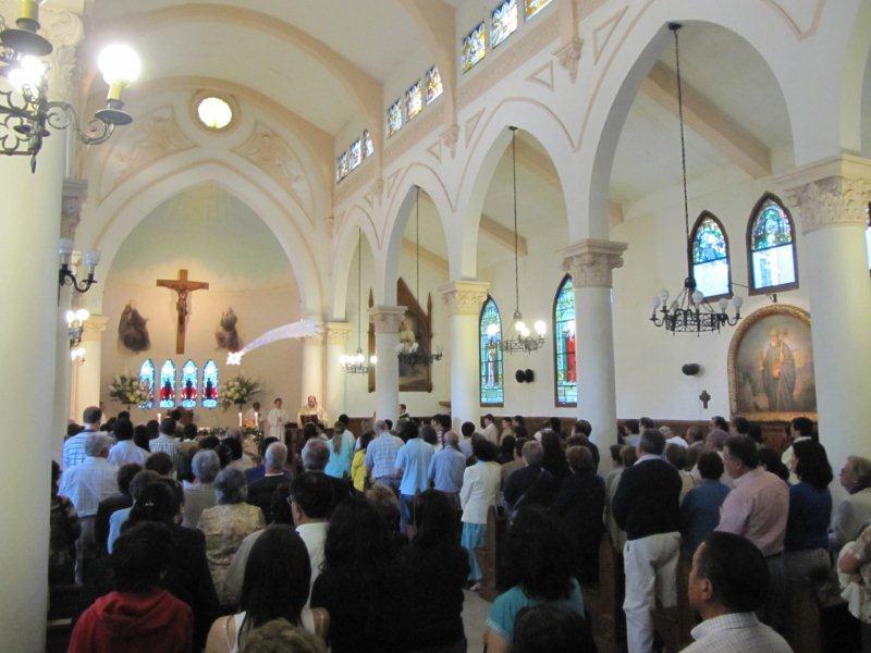 Celebración de la Epifanía en Viña del Mar